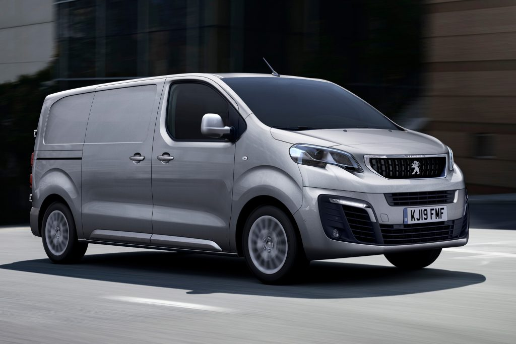 Present Day – Peugeot Professional
