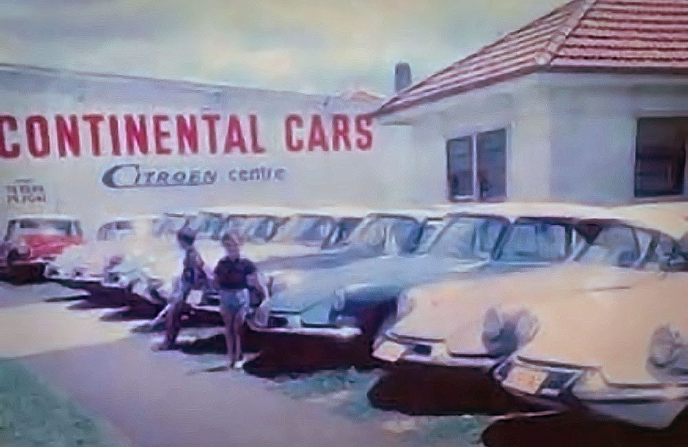 1958 – Our Citroën Dealership Opens for Business