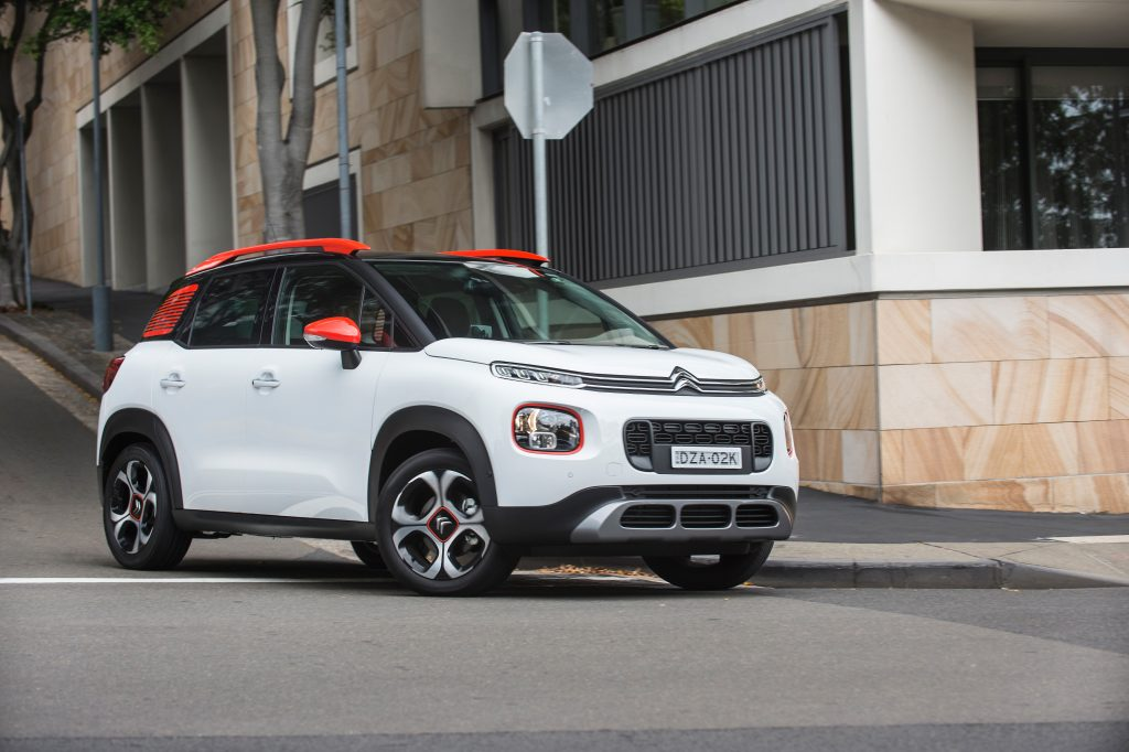 The All-New C3 Aircross SUV
