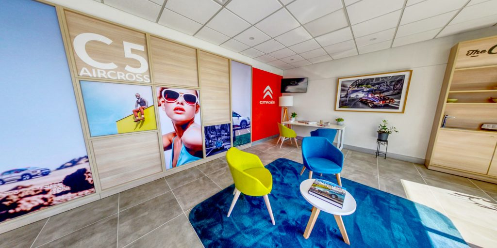 "2020 – ""Le Maison"" Showroom"